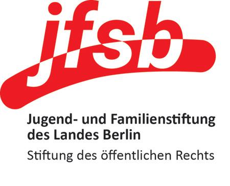 Logo Jugend- und Familienstiftung Berlin